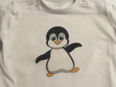 pinguin op shirt
