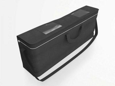 Textiel GO frame met verlichting koffer