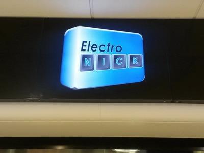 lichtbak voor electronick