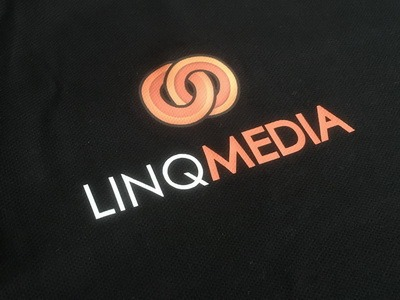 logo linq media