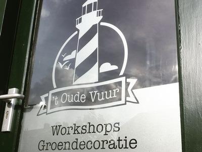 t oude vuur workshops groendecoratie